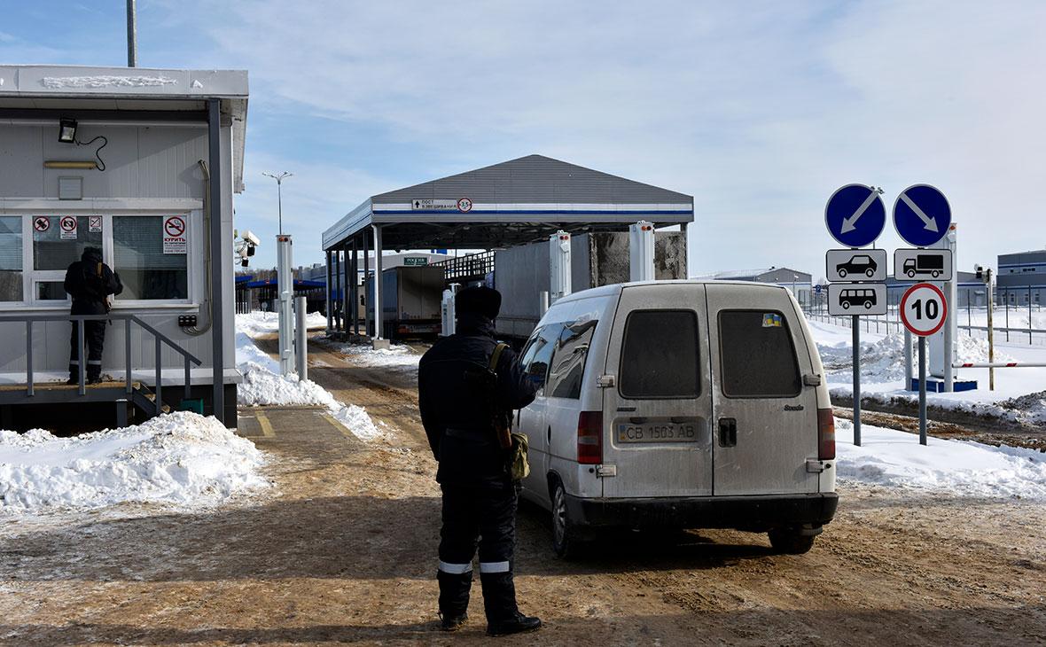 Граница России с Беларусью закрыта на карантин