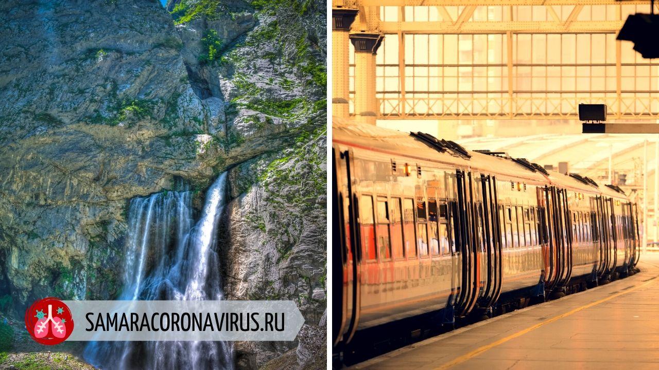 Можно ли будет добраться в Абхазию на поезде летом 2020