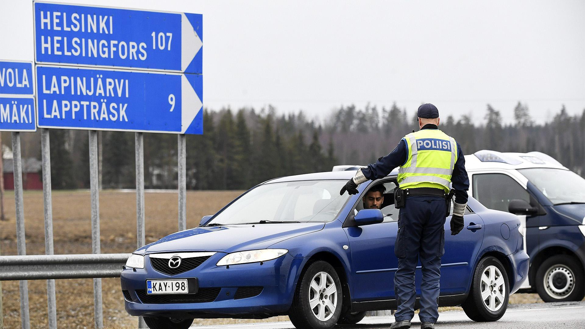 Авто-туризм в Финляндии после коронавируса