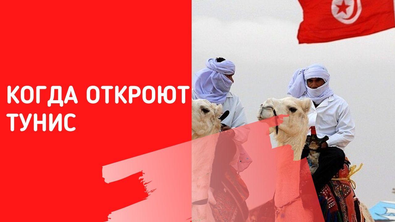 Когда откроют границы Туниса для россиян 2020 из-за коронавируса — последние новости