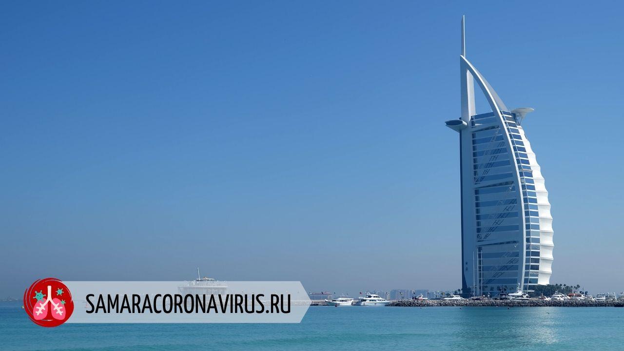 Когда Дубаи в ОАЭ откроет границу для русских туристов в 2020 году
