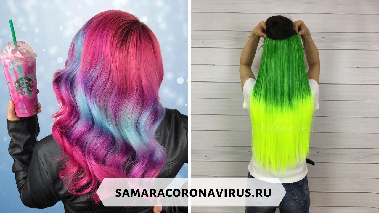Госдума определит список разрешенных цветов волос