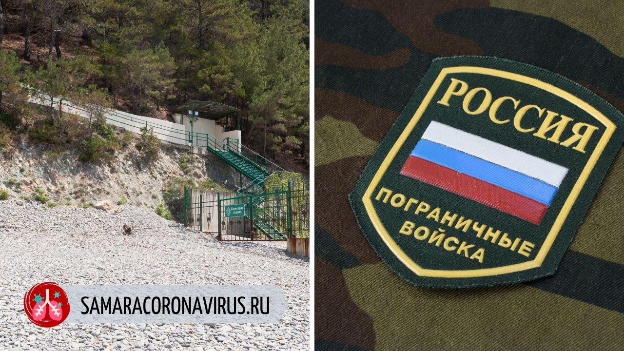 Открытие границ России в 2020 году
