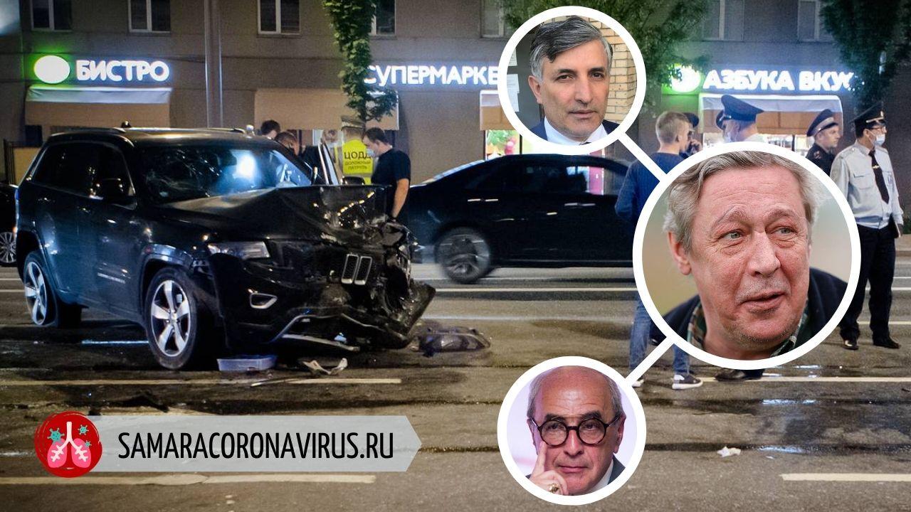 Окончательный приговор Михаилу Ефремову за ДТП в июне 2020 года
