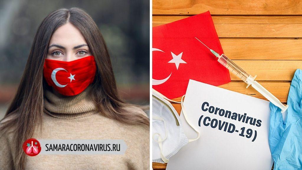 турция коронавирус последние новости для туристов сегодня