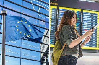 Открытие авиасообщения с Европой в 2020 году