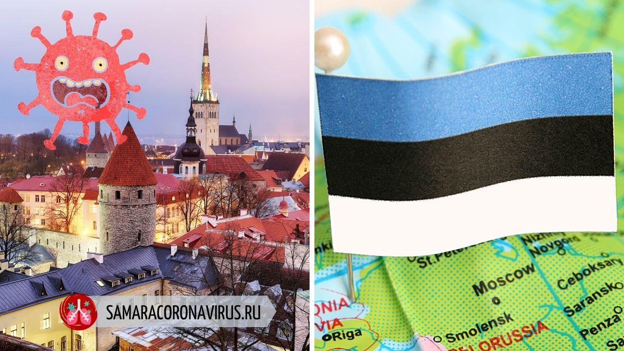 Когда откроют границу с Эстонией после коронавируса