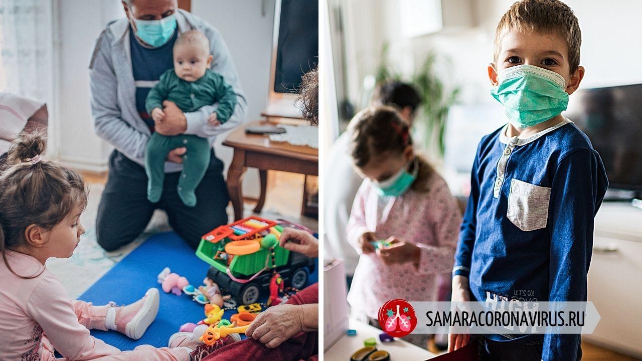 Закроют ли детские сады на карантин в октябре