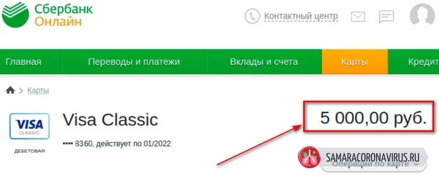 Кому пришли деньги 5000 рублей от Путина